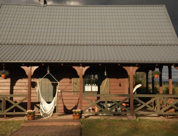 Trzebuniowa Darga dom Kaszuby nocleg